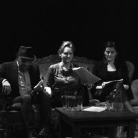 Hosheng Ossi, Natalie Ariën & Sarah De Mul